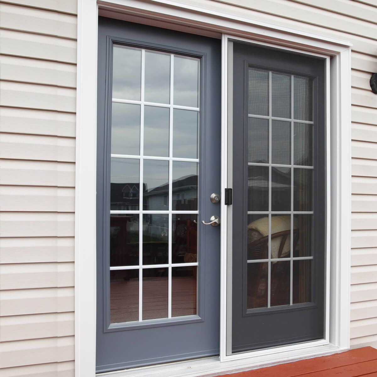 French Doors Custom Made Double Doors Centennial