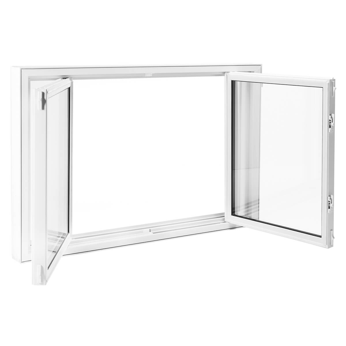 Custom Manufactured Side Slider Window