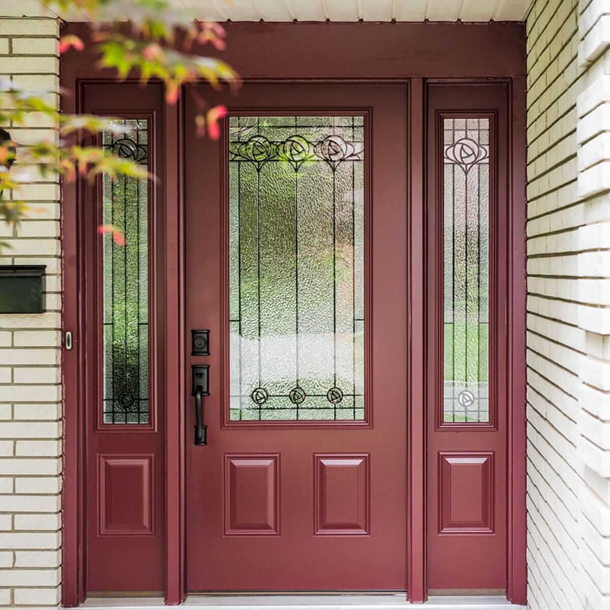 French Exterior Doors Steel: French Doors - Timeless, Custom-Made Double Doors