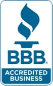 Variant of Better Business Bureau Accredited Business Logo